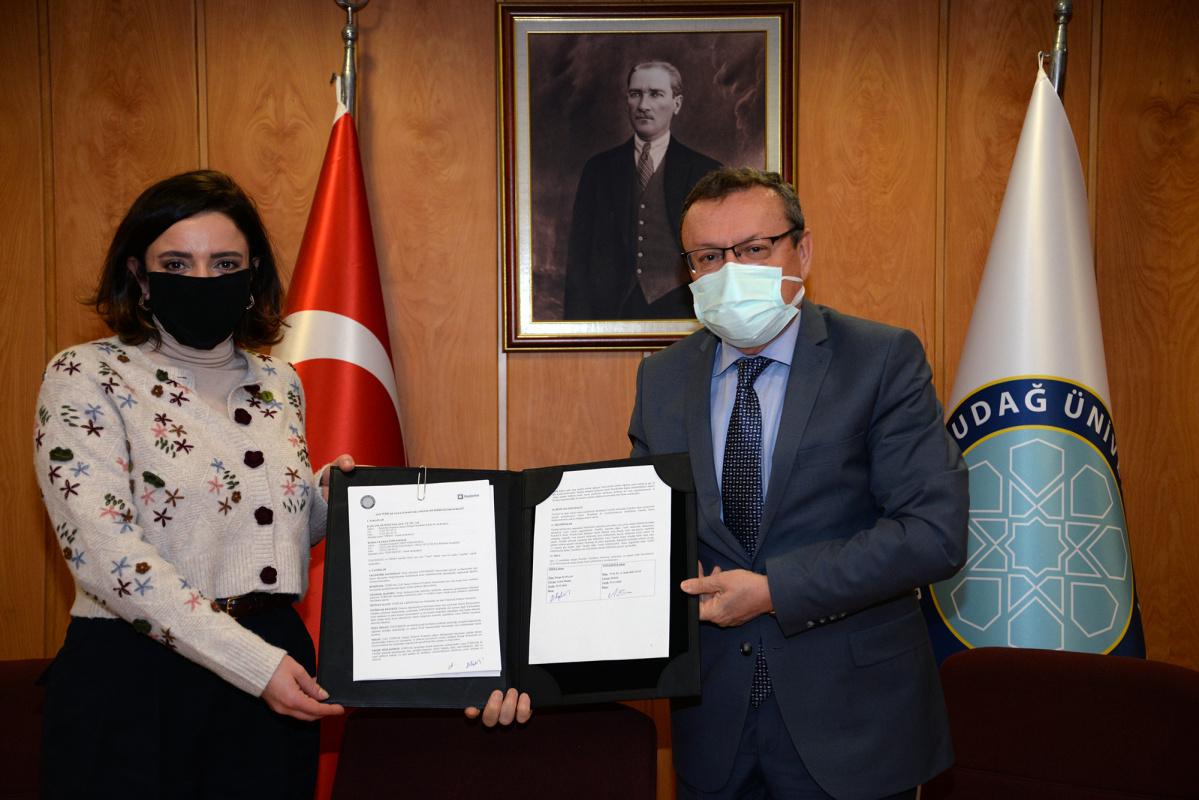 KAPLANLAR SOĞUTMA'DAN SANAYİ DOKTORA PROGRAMI DESTEĞİ