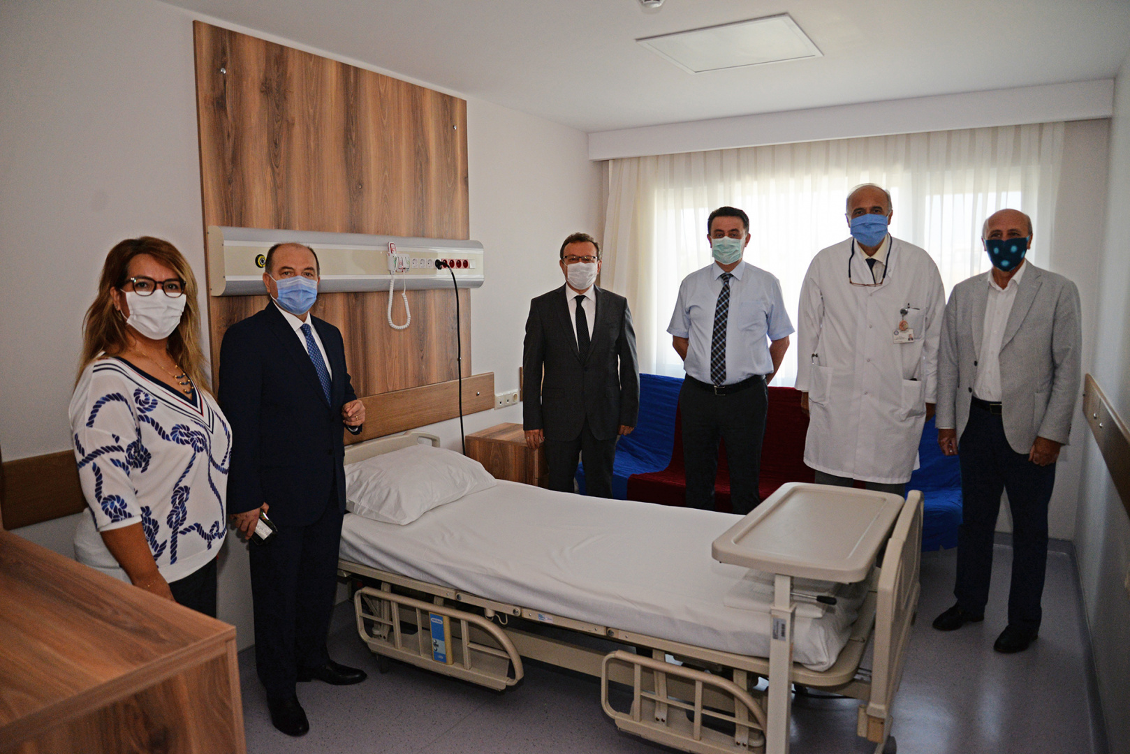 BUÜ'nün hastane yatırımları devam ediyor