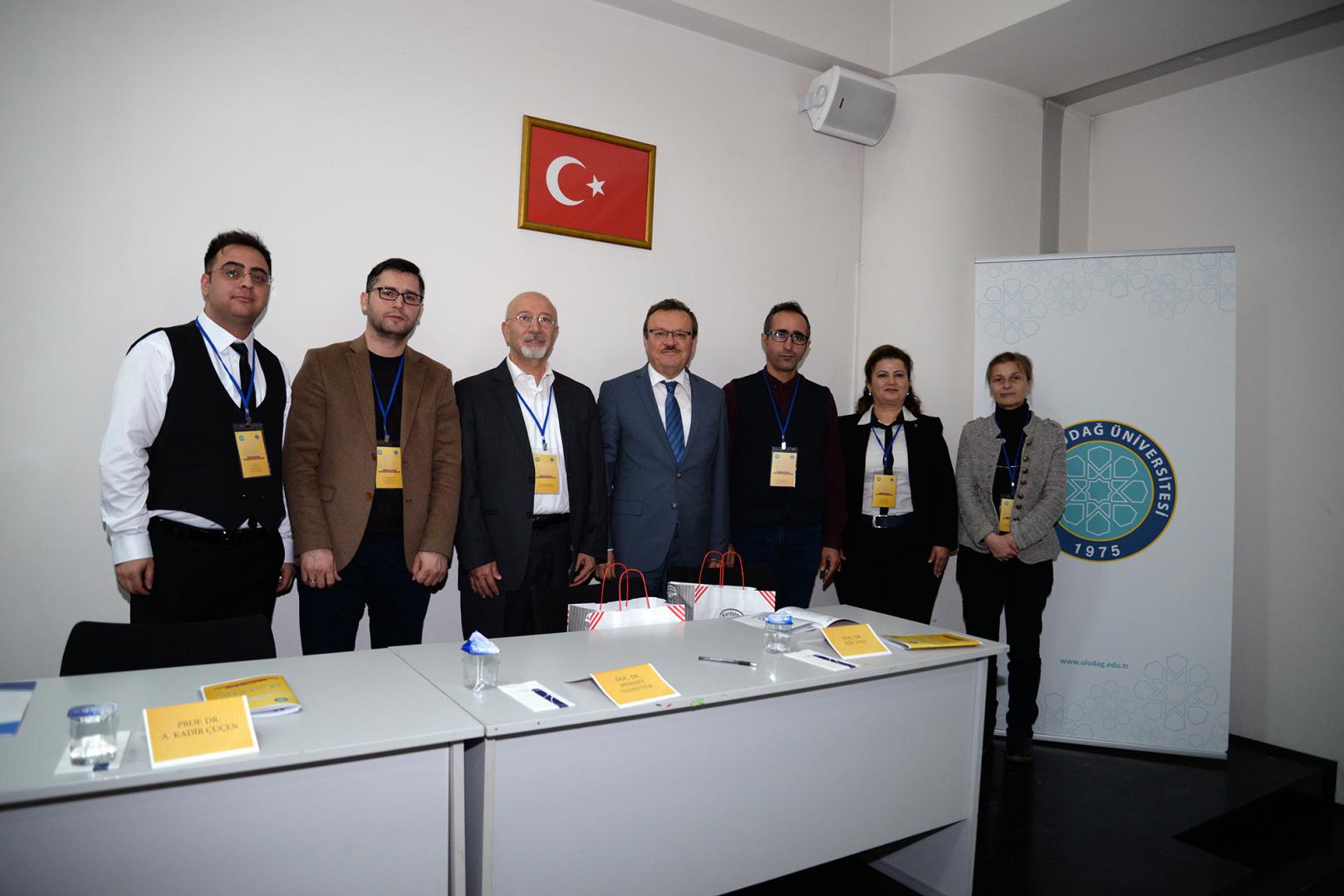 Prof. Dr. Fuat Sezgin, 2019'un son etkinliğinde Bursa'da anıldı