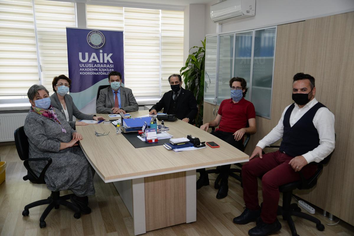 Bursa Uludağ Üniversitesi'nde Bologna süreci tamamlanıyor