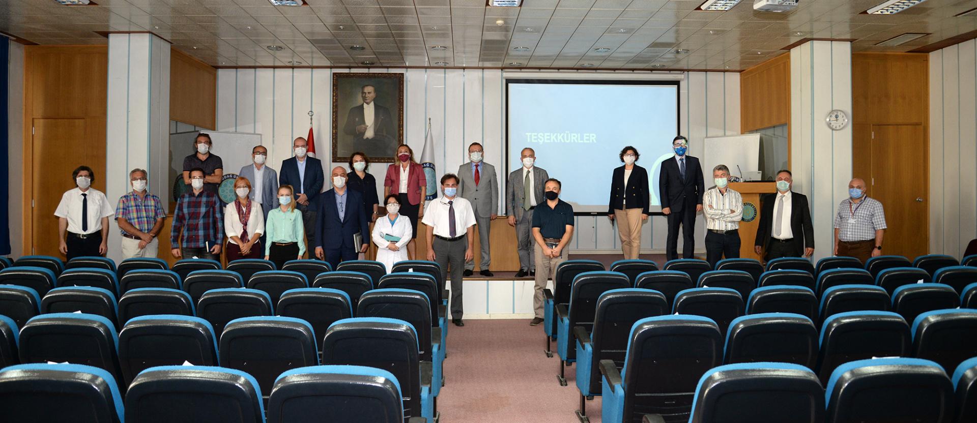 Sağlık-Sanayi İşbirliği Platformu, Oya Coşkunöz Aktaş'ı ağırladı