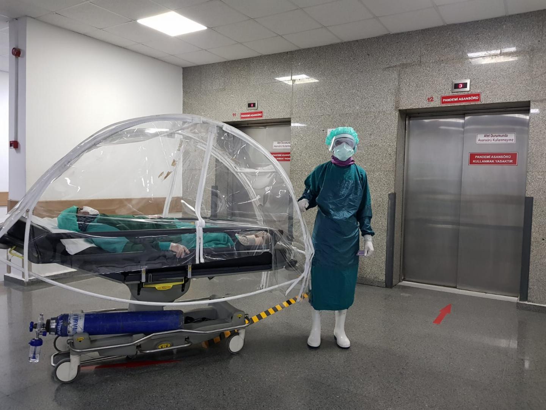 İş dünyasından BUÜ Hastanesi'ne destek devam ediyor