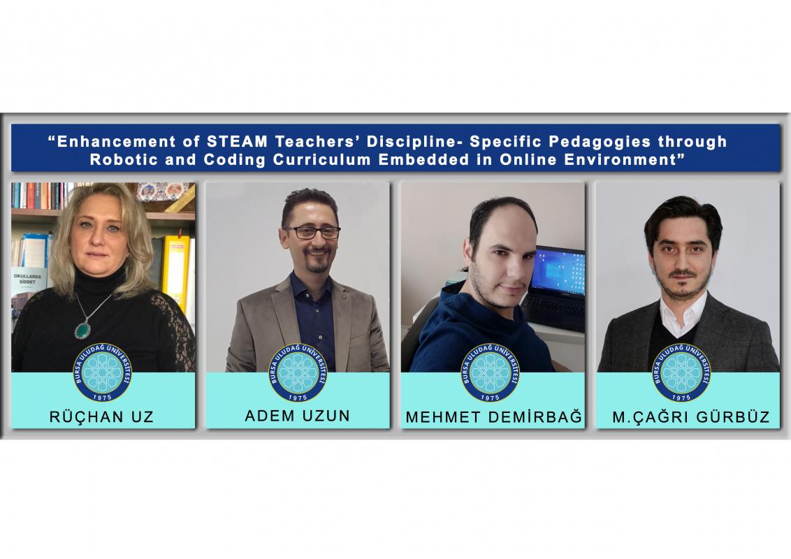 BUÜ'lü akademisyenlerin projesi yenilik geliştirme alanında ilk 7'de