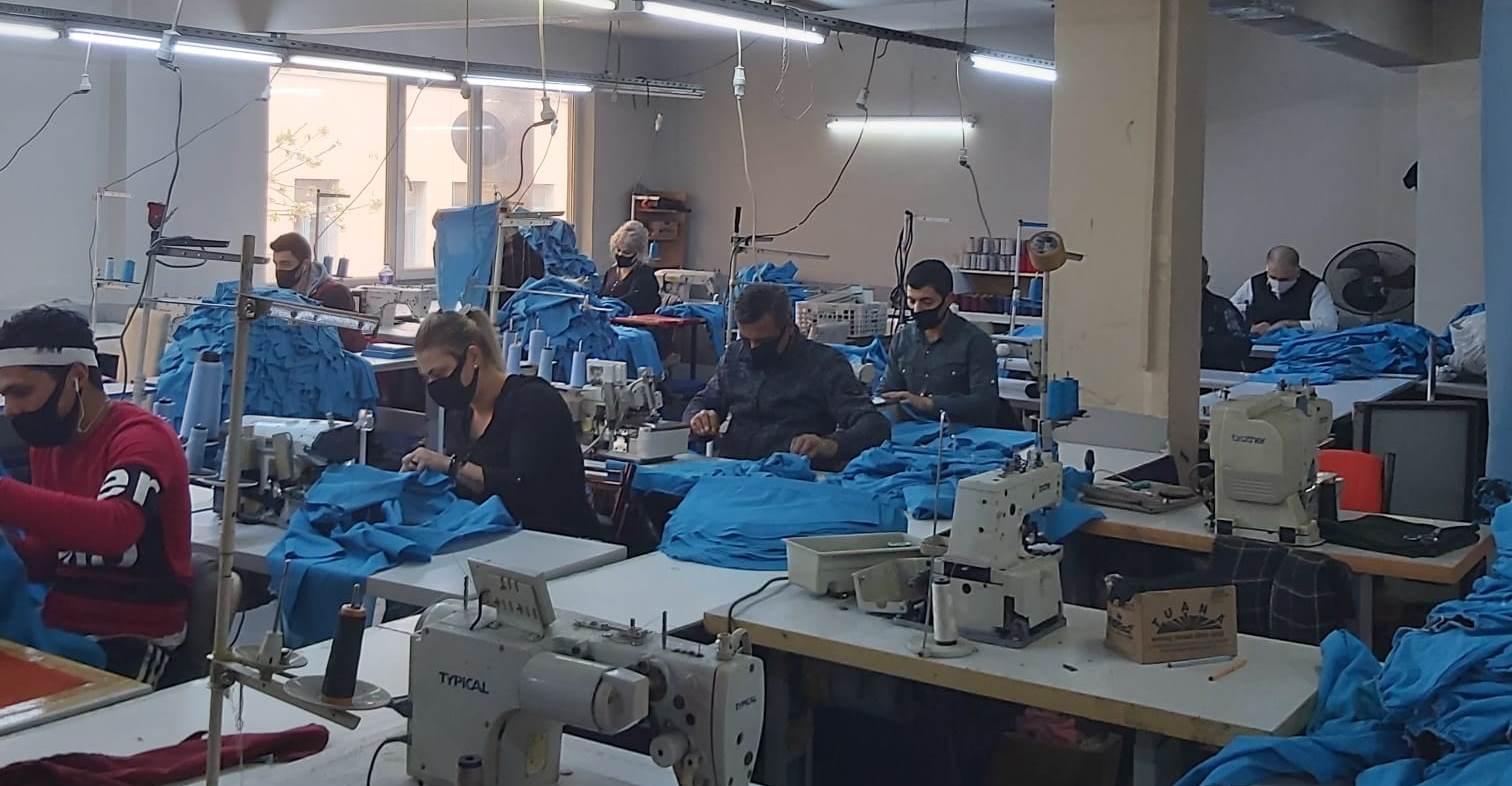 UİB ve Yeşim Tekstil'den BUÜ Hastanesi'ne özel destek