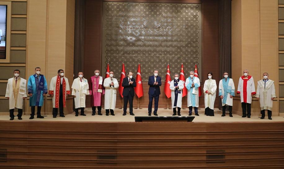 YÖK Anadolu Projesi tanıtıldı BUÜ ile AÇÜ paydaş oldu