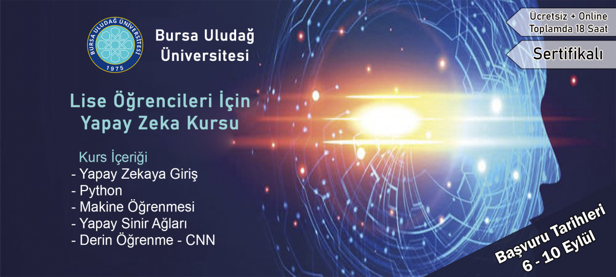 IMPORTANT SUPPORT FROM BUÜ TO THE ARTIFICIAL INTELLIGENCE NATIONAL STRATEGY; FREE AI COURSE