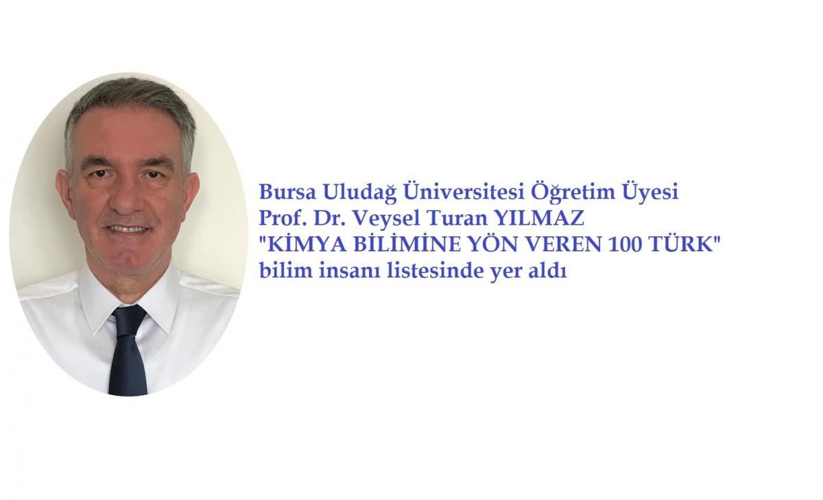 BUÜ'lü akademisyen
