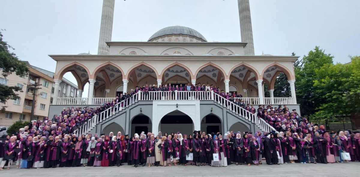 BURSA THEOLOGY FAMILY CONTINUES TO GROW WITH NEW GRADUATES