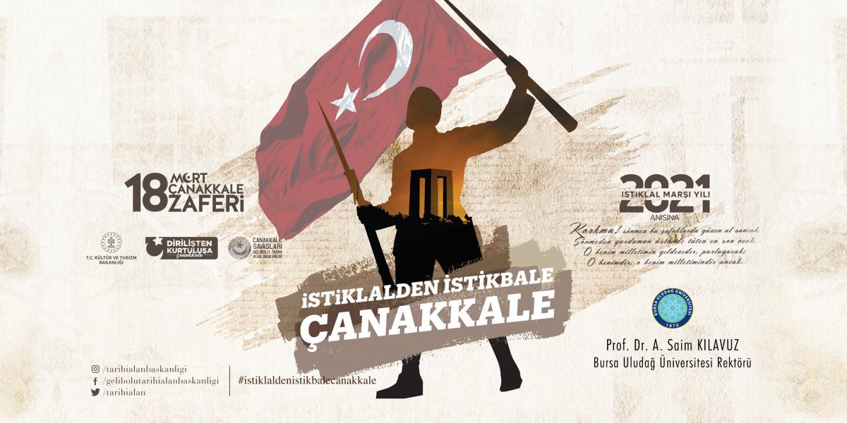 18 Mart Çanakkale Zaferi'nin 106. yıldönümü kutlu olsun...