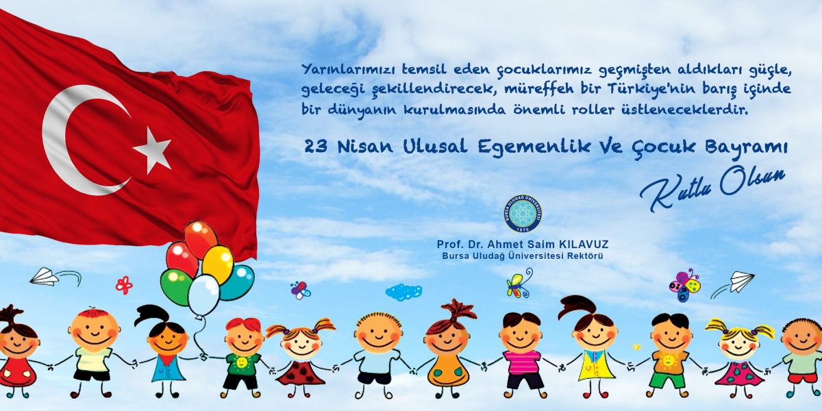 23rd April National Sovereignty and Children's Day