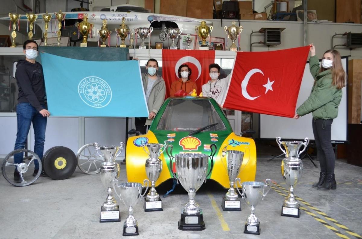 Team Umakit Avrupa ve Afrika şampiyonu