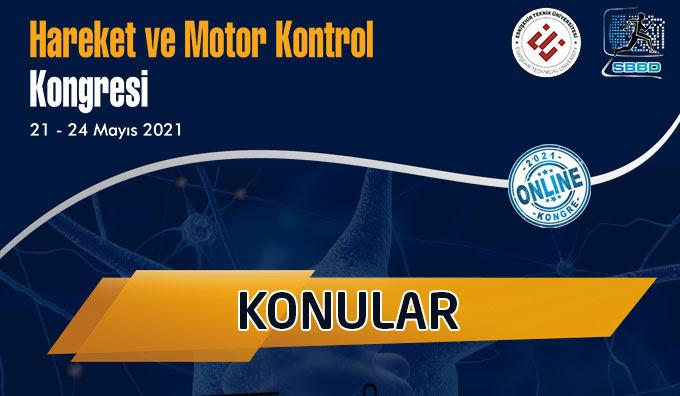 Hareket ve Motor Kontrol Kongresi