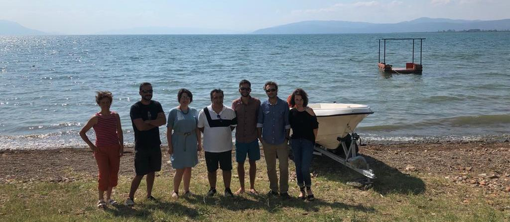Fransa'dan İznik Gölü araştırmalarına 410 bin Euro destek