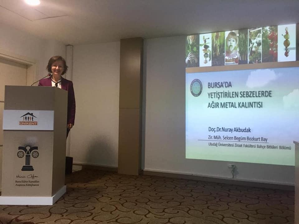 Bursa'da Gıda Güvenilirliği Forumu