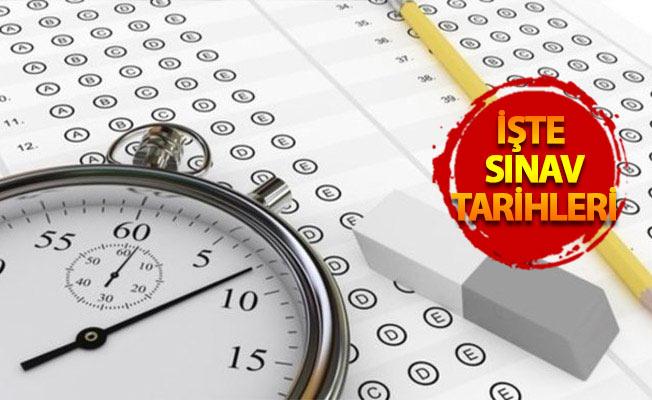 2020-2021 Bahar Yarıyılı Ara Sınav Programı