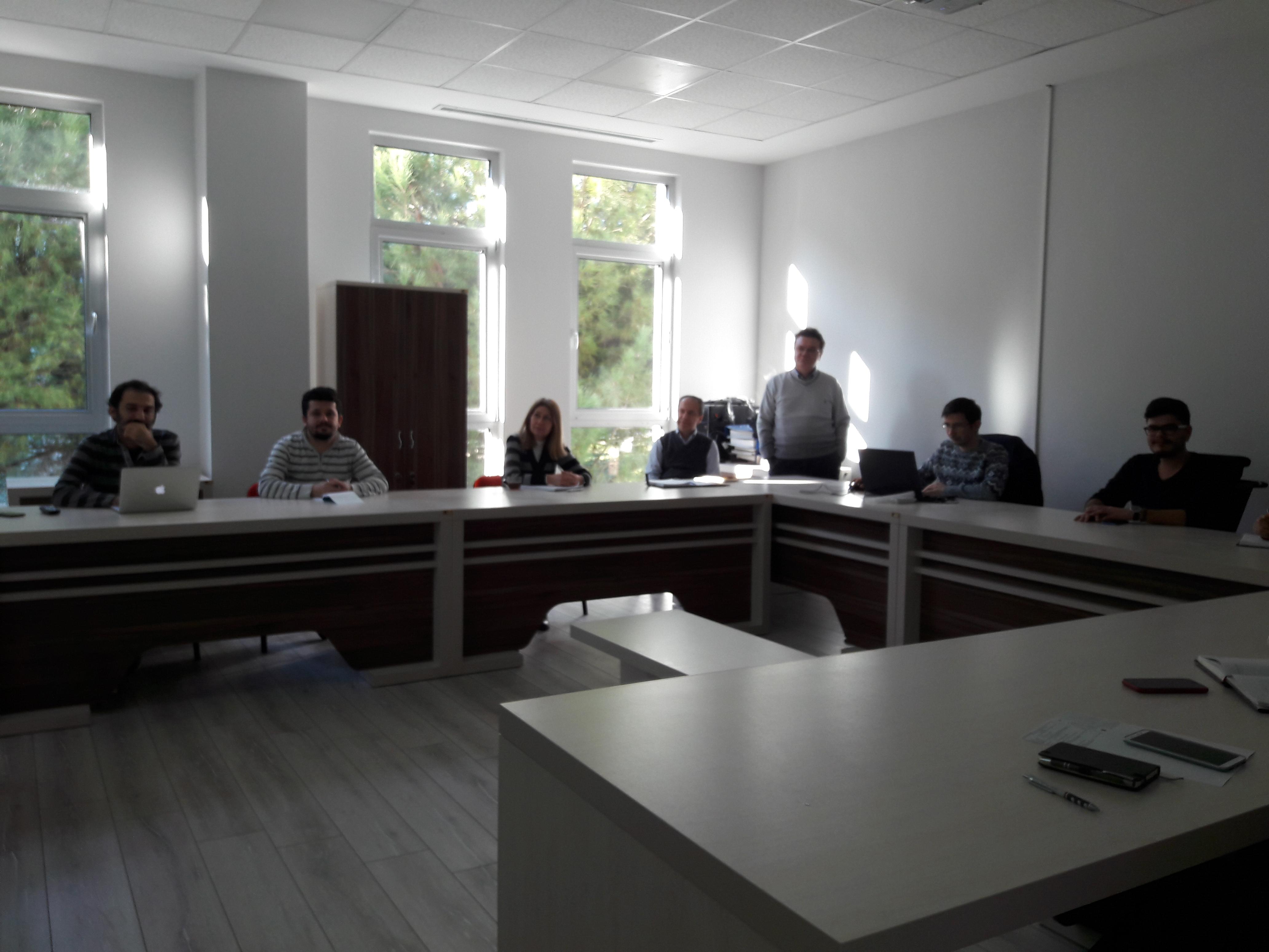 Yazılım Geliştirme Ekibi, Yazılım Hizmetlerini İyileştirmek Amacıyla Çalışmalarını Sürdürüyor