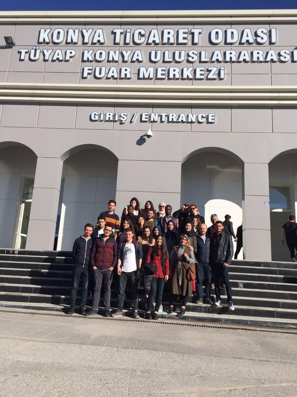 Konya Tarım 2017 ve Bahri Dağdaş Uluslararası Tarımsal Araştırma Enstitüsü Ziyaret edilmiştir