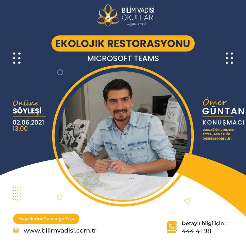 İstanbul Bilim Vadisi Okullarıyla Söyleşi