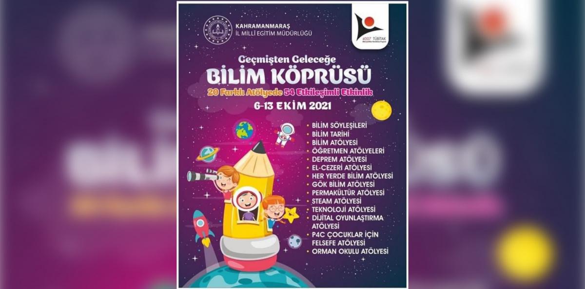 Öğretim görevlimiz Ömer Dilek'in yer aldığı TÜBİTAK 4007 Bilim Şenliği projesi kabul edildi