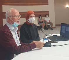 """Proje yürütücüsü Prof. Dr. Murat Altun hocamız """"Bursa Nilüfer İlçesi Matematik Öğretmenleri Zümre Başkanları Toplantısı""""na katıldı."""
