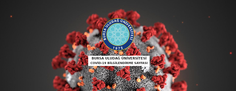 Bursa Uludağ Üniversitesi Covid19 Bilgilendirme