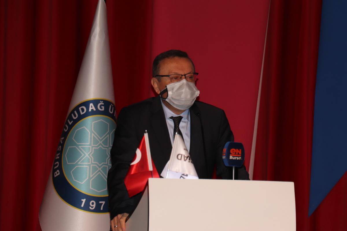 BUÜ REKTÖRÜ PROF. DR. AHMET SAİM KILAVUZ'UN AÇILIŞ TOPLANTISINDAKİ KONUŞMASI