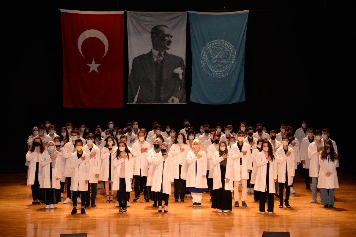 OPENING AND WHITE COAT CEREMONY OF 2020-2021 ACADEMIC YEAR