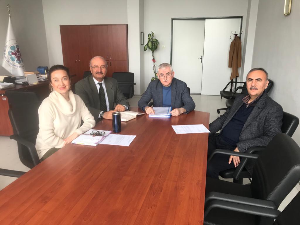 2020 Yılı 1 inci Kalite Komisyon Toplantısı