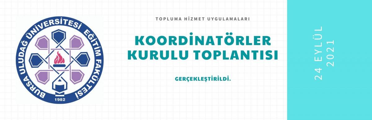 2021-2022 Koordinatörler Kurulu
