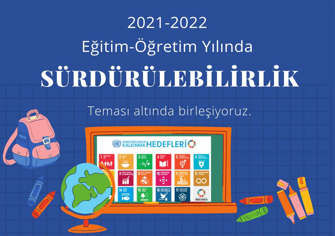 2021-2022 Eğitim-Öğretim Yılı Fakülte Projesi