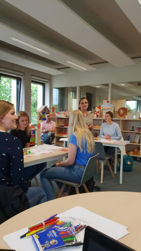 Doç. Dr. Zehra Özdilek Erasmus Kapsamında Hollandalı Öğrenciler ile STEAM Etkinlikleri Gerçekleştirdi