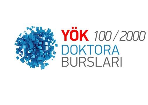 YÖK 100/2000 Doktora Bursu - 10. Dönem Başvuruları !!!