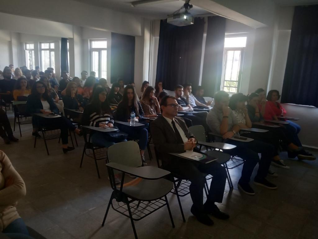 Yenişehir MYO'da Prof. Dr. Fuat Sezgin konferansı