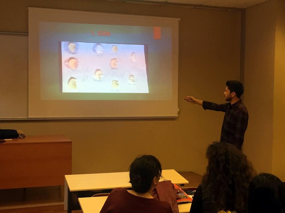 Gıda Teknolojisi Programı Öğrencilerinin Kurutma Uygulamaları