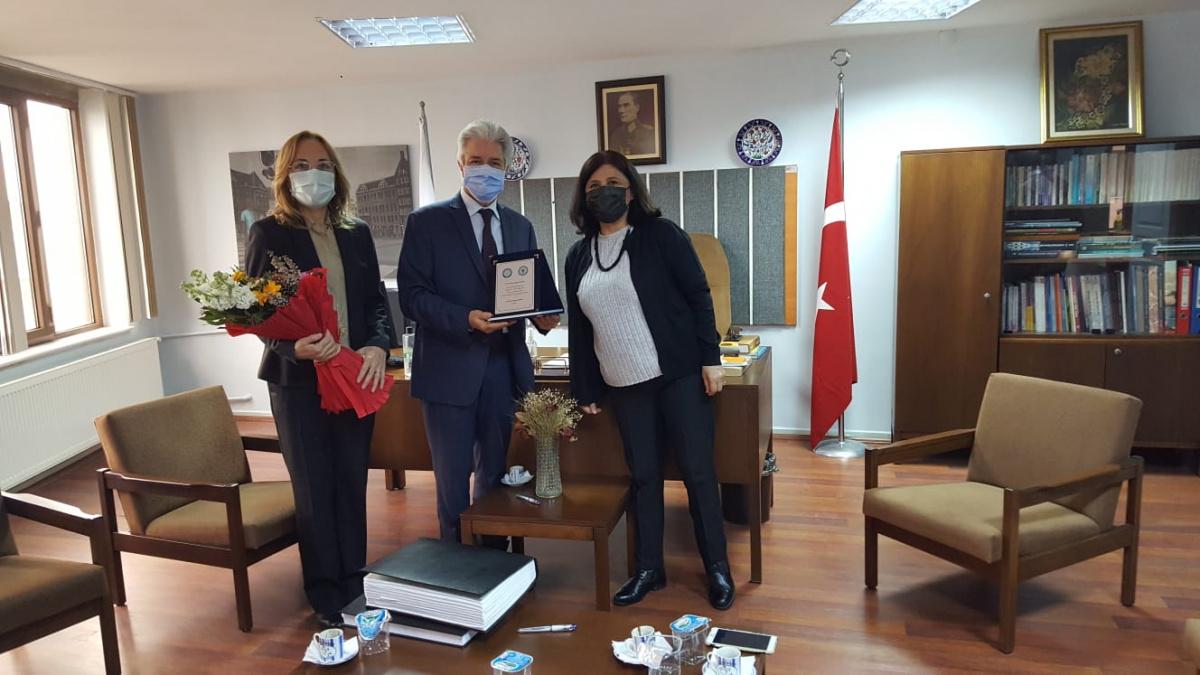 Prof. Dr. İsmail Göğüs Emekli Oldu