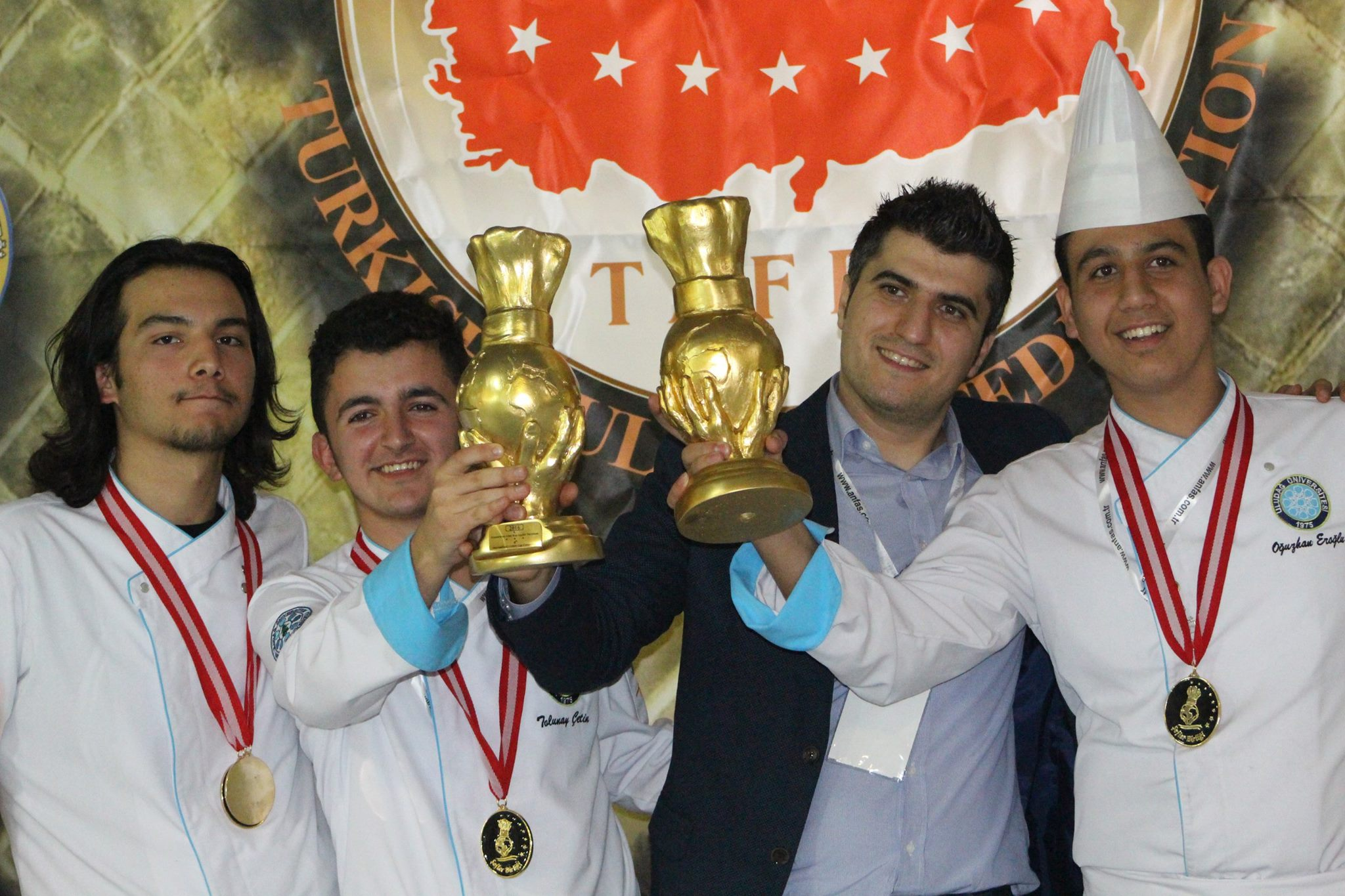 8. International Golden Cap Chefs Competition