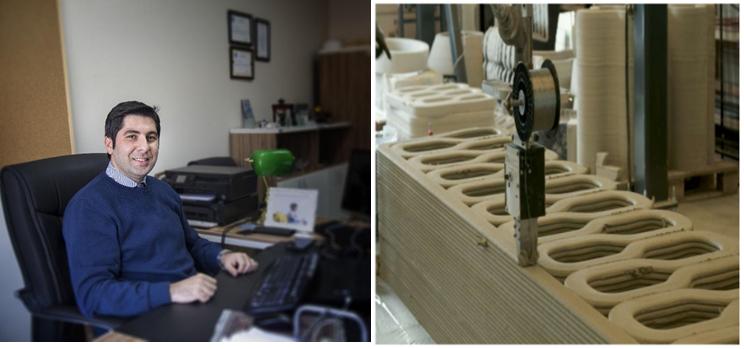 Bölümümüz Öğretim Üyelerinden Doç. Dr. Ali Mardani Aghabaglou'nun Alt Yapı Projesi Kabul Olmuştur