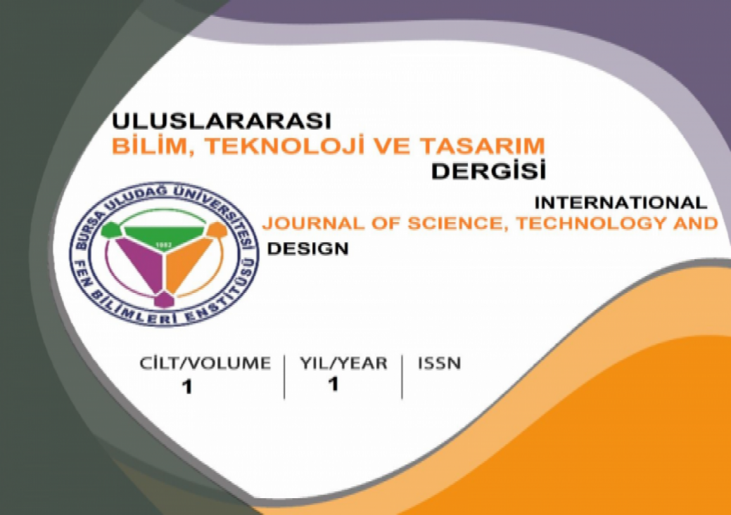 INTERNATIONAL JOURNAL OF SCIENCE, TECHNOLOGY AND DESIGN