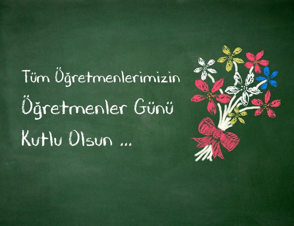 Tüm Öğretmenlerimizin 24 Kasım Öğretmenler Günü Kutlu Olsun.