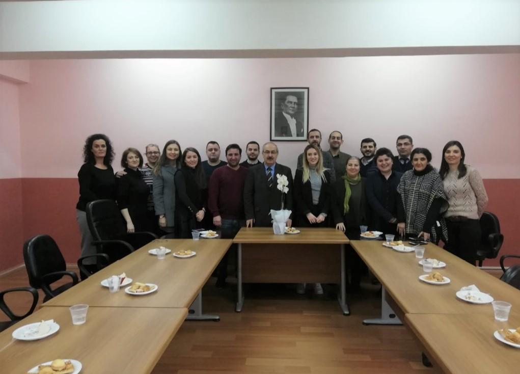 Meslek Yüksekokulumuz Müdürü Doç. Dr. Hasan Basri ÖCALAN Hocamız Profesör olmuştur.