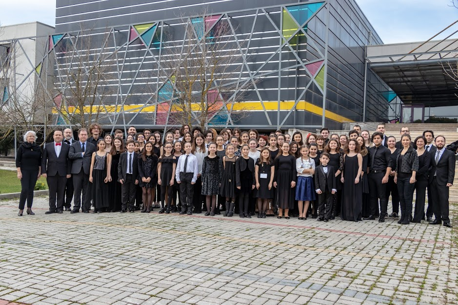 BUÜ Devlet Konservatuvarı CAKA 2019 Kış Okulu'na Ev Sahipliği Yaptı