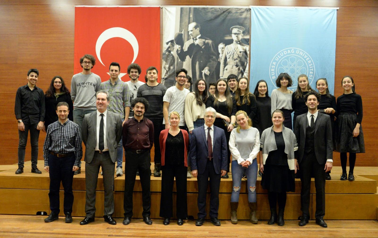 1. Osmangazi Oda Müziği Yarışması ve Festivali