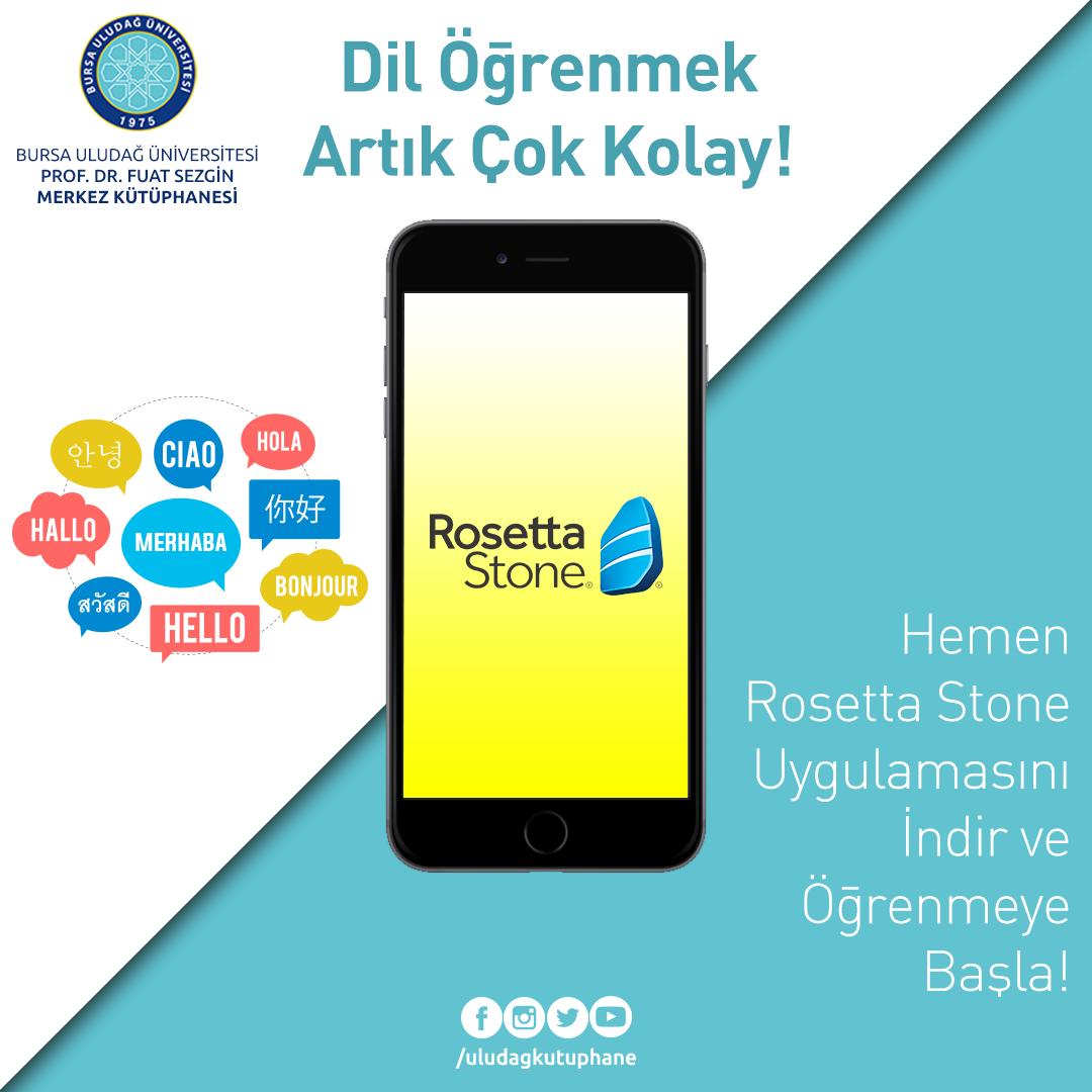 Rosetta Stone ile Ücretsiz Dil Öğrenin!