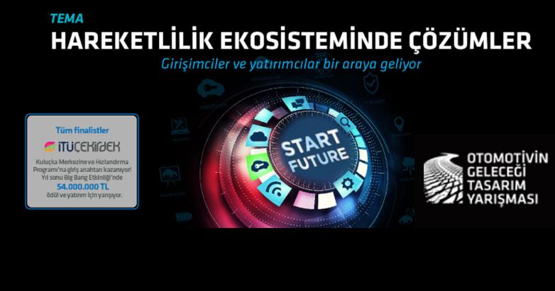 Araş. Gör. Mert Ali ÖZEL'in Projesi Otomotivin Geleceği Yarışmasında Dereceye Girdi