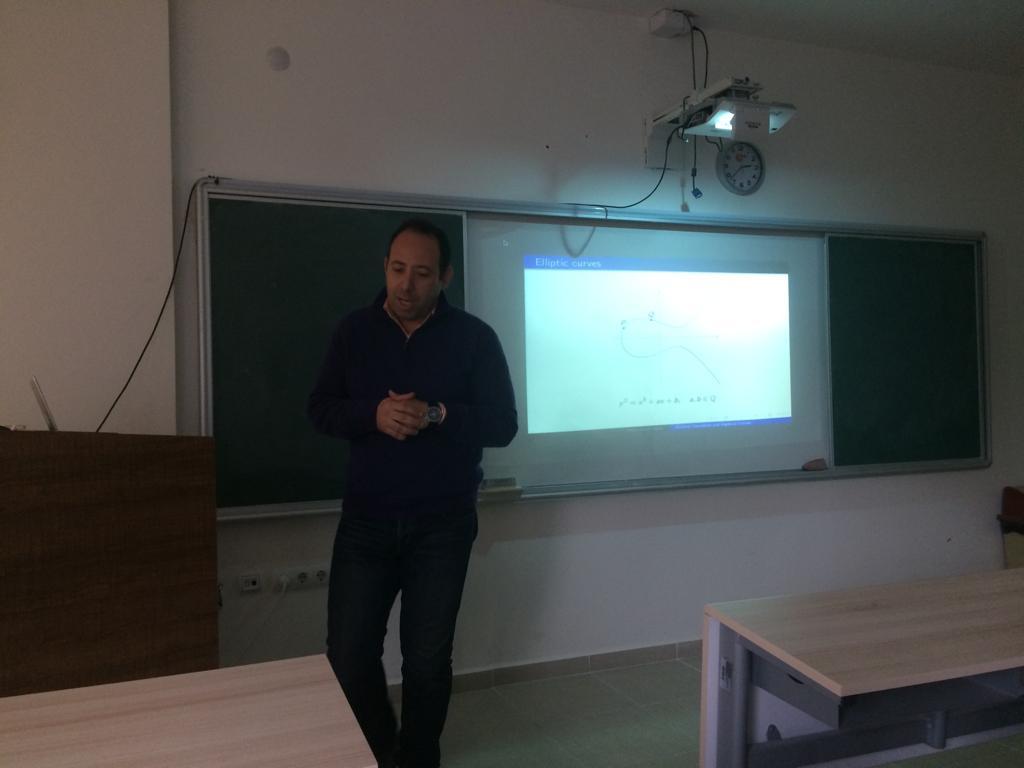 Assoc. Prof. Dr. Mohammad Sadek's Talk