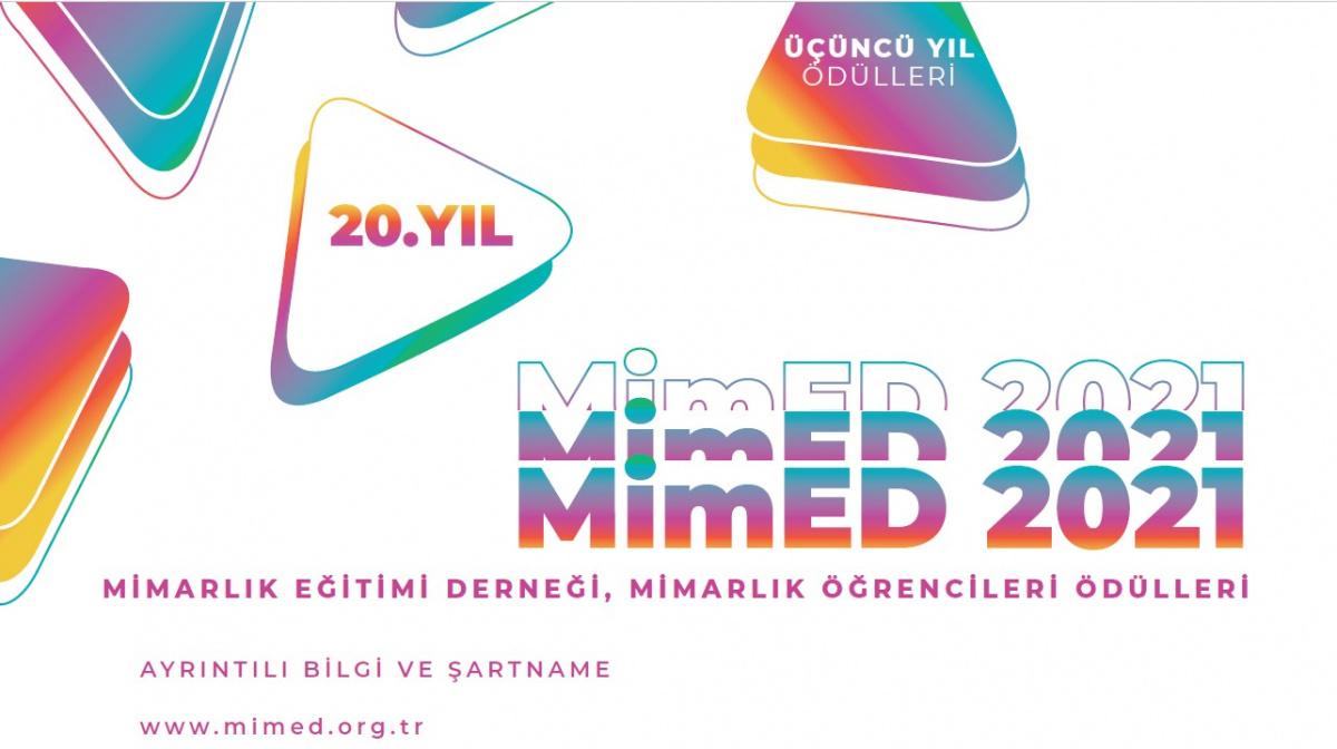 MimED2021 Öğrenci Proje Yarışması başvuruları başladı