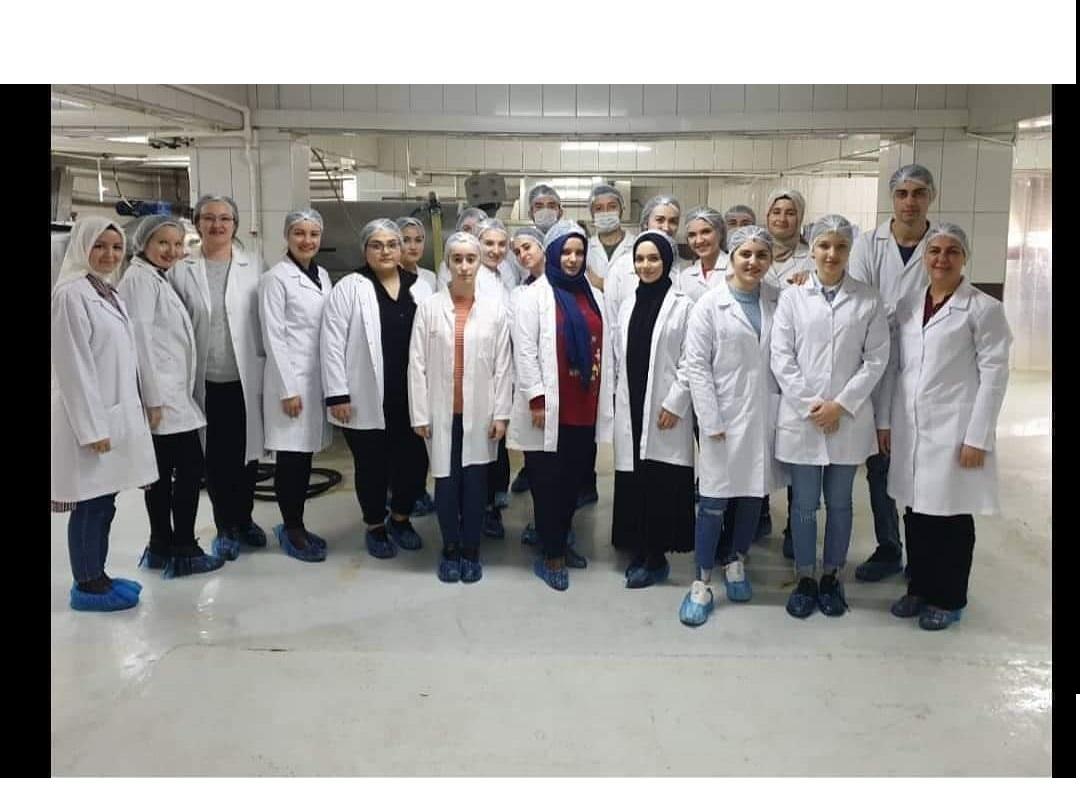 Fermente Gıdalar Teknolojisi Dersi Kapsamında Ekmek ve Boza Yapımı