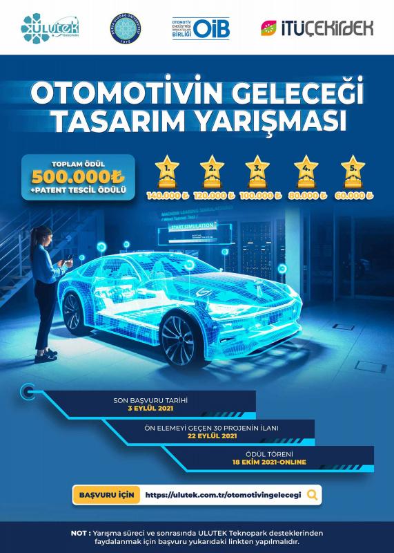 OtomotivinGeleceği Tasarım Yarışması