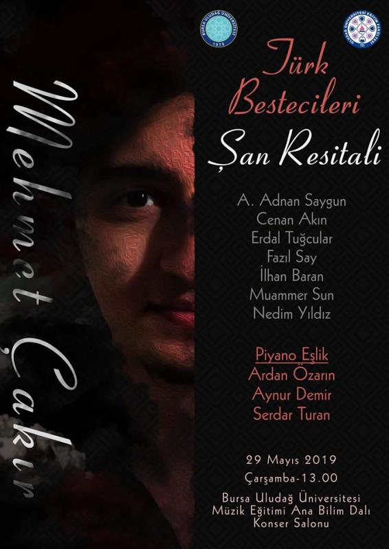 Türk Besticileri Şan Resitali 29 Mayıs 2019
