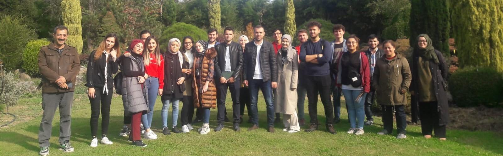 Karaca Arboretumu (Canlı Ağaç Müzesi) Teknik Gezi